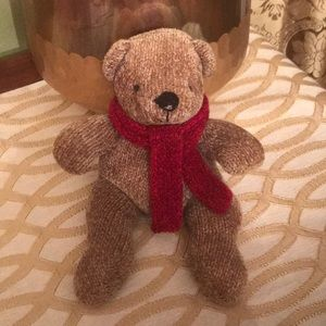 NWOT Pottery Barn teddy bear.